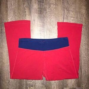 Pants - Ole Miss Women's Yoga Pants: Large